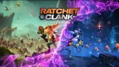 Magyar felirattal jelenik meg a Ratchet & Clank: Rift Apart kép