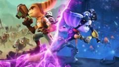 Új gameplay traileren mutatja meg a Ratchet & Clank: Rift Apart, mire képes a PS5 kép