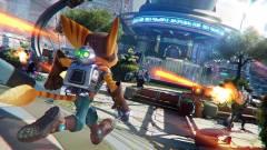 Lenyűgöző gameplay-t villantott a Ratchet & Clank: Rift Apart kép