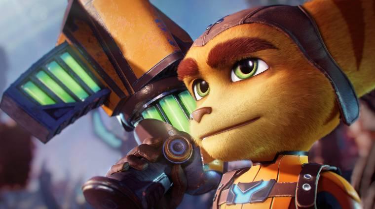 A Ratchet & Clank: Rift Apart masszív túlórázás nélkül lett az év egyik legjobb játéka bevezetőkép