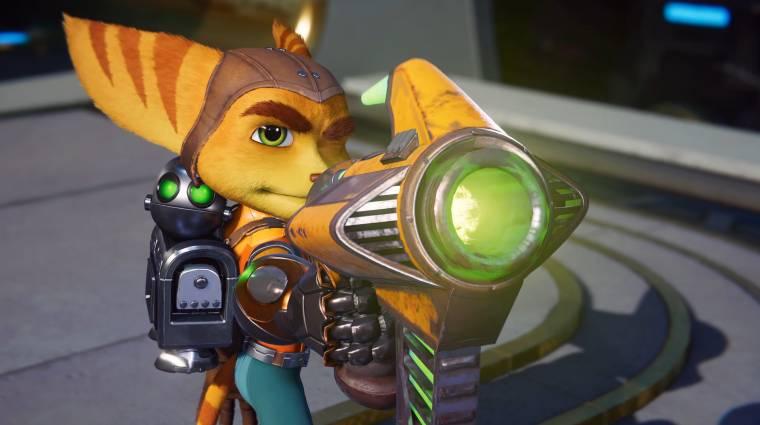 A Ratchet & Clank: Rift Apart új frissítése még jobban simogatja a szemünket bevezetőkép