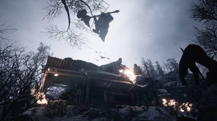 Lopással vádolják a Resident Evil Village fejlesztőit bevezetőkép