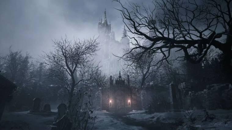 Ilyen lesz a Resident Evil Village térképe bevezetőkép