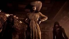 Befutottak az első Resident Evil Village tesztek, mindenkit elcsábított Lady Dimitrescu kép