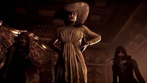 Lesz, ahol csak cenzúrázva jelenhet meg a Resident Evil Village kép