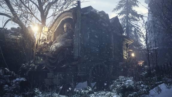 Csúcskategóriás AMD-s videokártya kell, ha ray tracinget akarunk látni a Resident Evil Village-ben kép