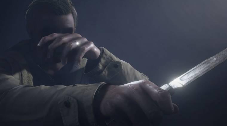 Limitált demó, Mercenaries mód, Resident Evil 4 VR - ezt hozta a Resident Evil Showcase bevezetőkép