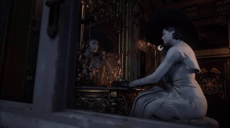 Jobban fut a Resident Evil Village feltört változata, mint az eredeti bevezetőkép