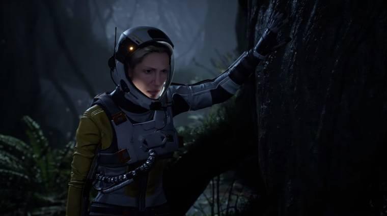Új előzetesében mutatta meg elbűvölő világát a PS5-ös Returnal bevezetőkép