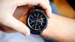 Képeken a Samsung Galaxy Watch 3 kép
