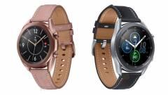 Már videón is kicsomagolták a be sem mutatott Samsung Galaxy Watch 3-at kép