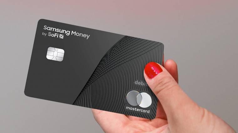 Érkezik a Samsung bankkártyája kép