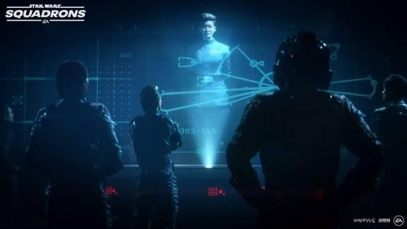 Elmosott minket az első Star Wars: Squadrons gameplay kép