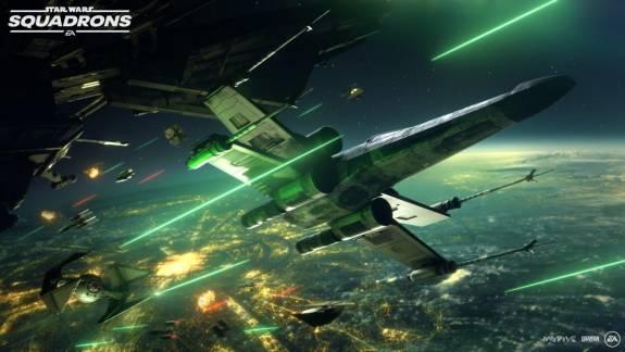 Végre megmutatta magát a Star Wars: Squadrons, sztorialapú kampány is kerül a játékba kép
