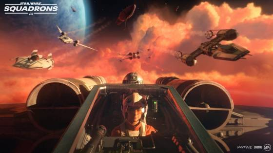 Star Wars: Squadrons infódoboz