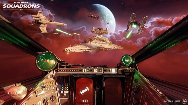 Így szerezhetjük meg a Star Wars: Squadrons játékbeli jutalmait bevezetőkép
