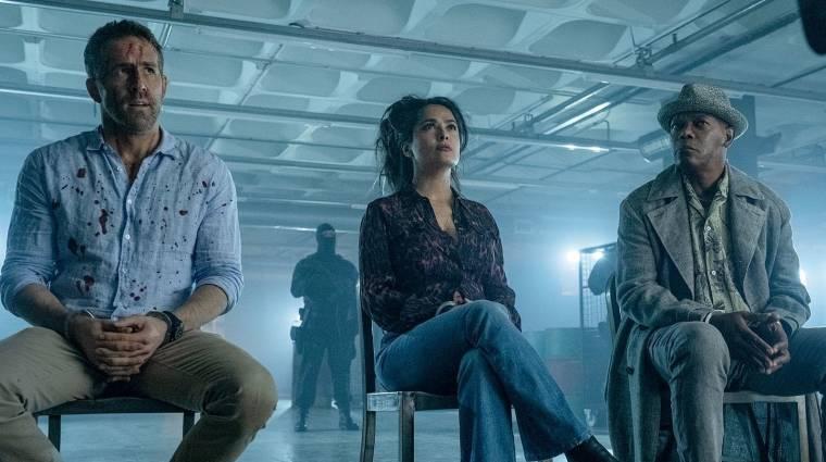 Ryan Reynoldsék még többet marhulnak a Sokkal több mint testőr 2. új trailerében bevezetőkép