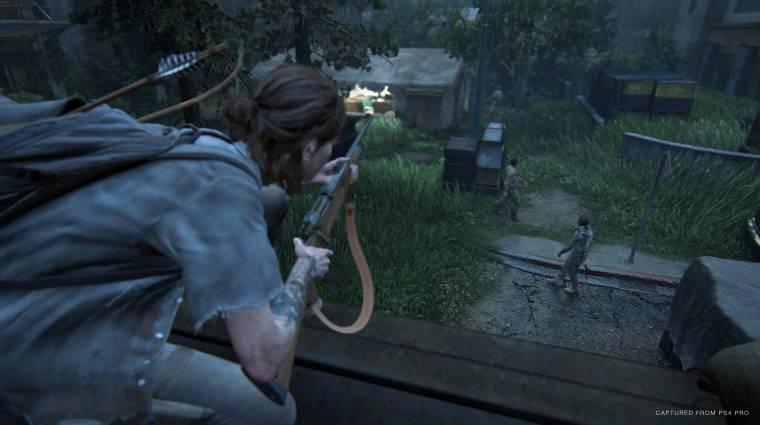 A The Last of Us Part II úgy néz ki, mintha már PS5-ös játék lenne bevezetőkép