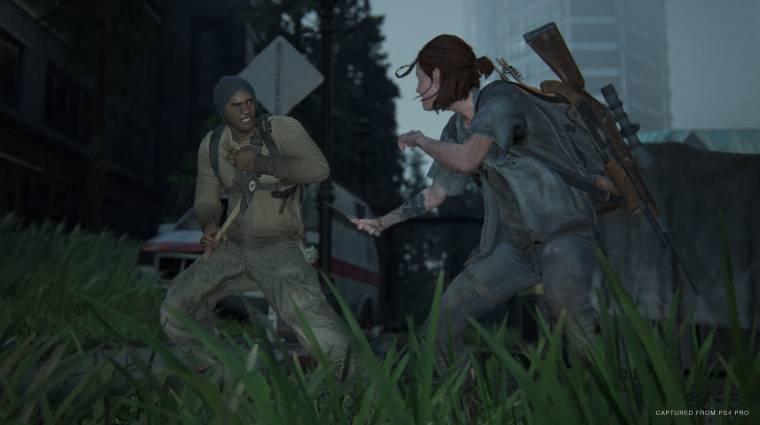 Kiszivárgott az első videó a The Last of Us Part II többjátékos módjáról? bevezetőkép