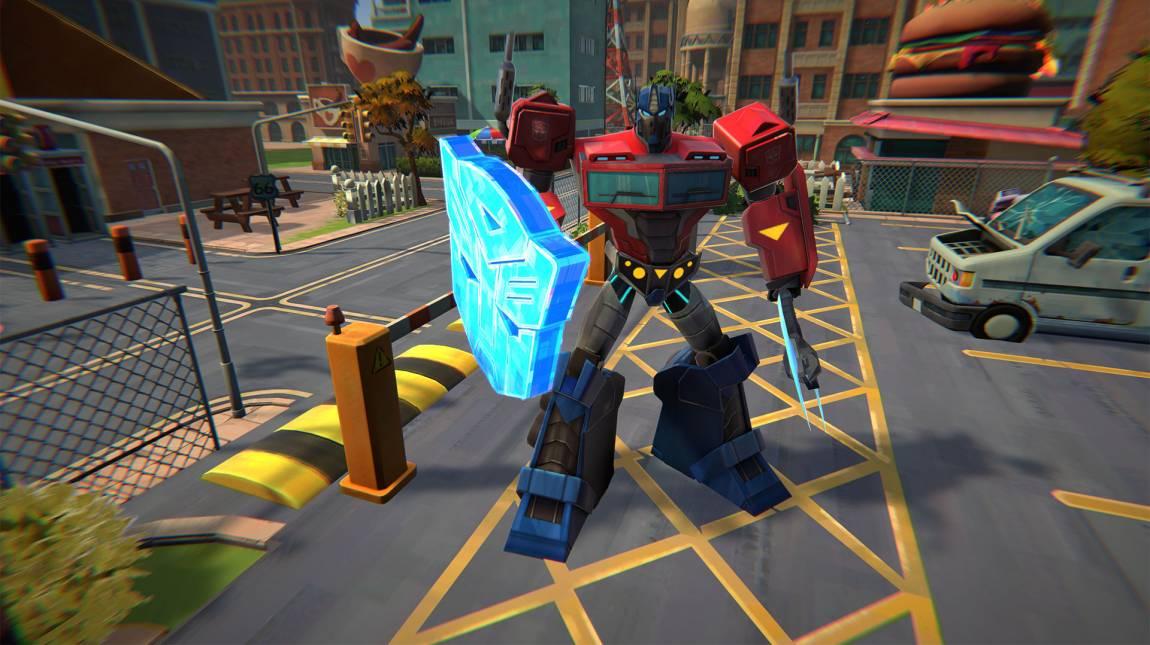 Transformers: Battlegrounds teszt – alakváltó robotok a nappaliban bevezetőkép