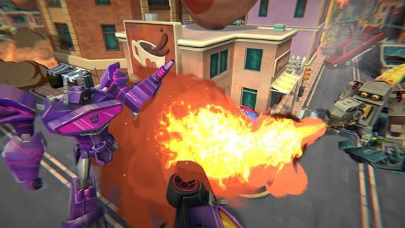 A Transformers: Battlegrounds játékmenetéről tudhatunk meg többet az új trailerből kép