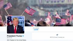 Mindent töröl a Twitter a hivatalos amerikai elnöki profilról, amikor Biden hivatalba lép kép