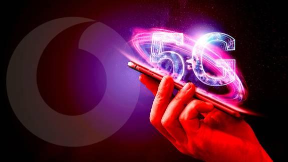Hét új városban indul be a Vodafone 5G-je kép