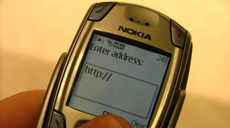 Jövő év elejétől már a Vodafone-nál sem működik többé a WAP kép
