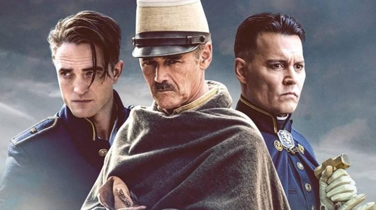Előzetesen Johnny Depp új filmje, a Waiting for the Barbarians kép