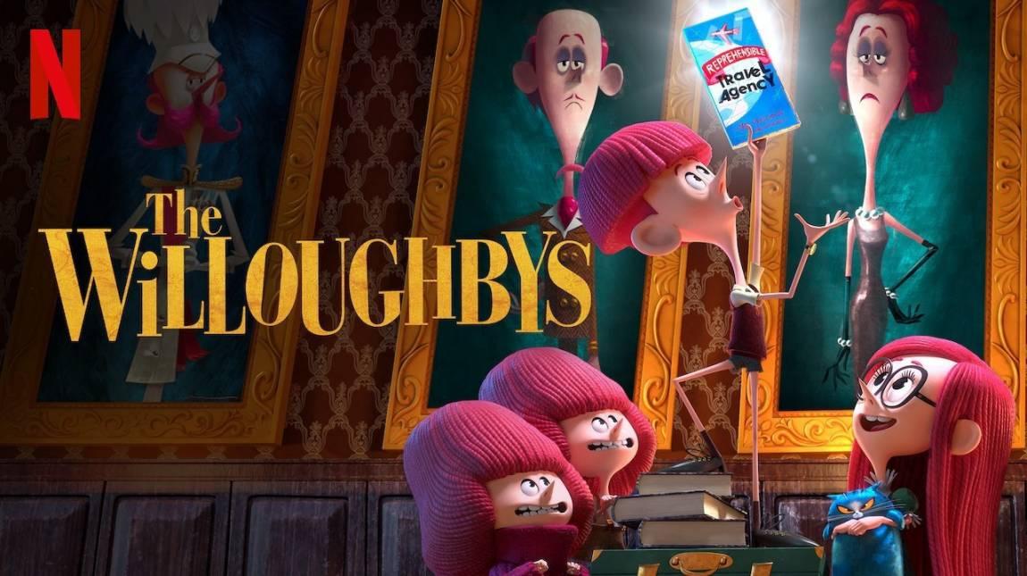 A Willoughby testvérek kalandjai - Kritika kép