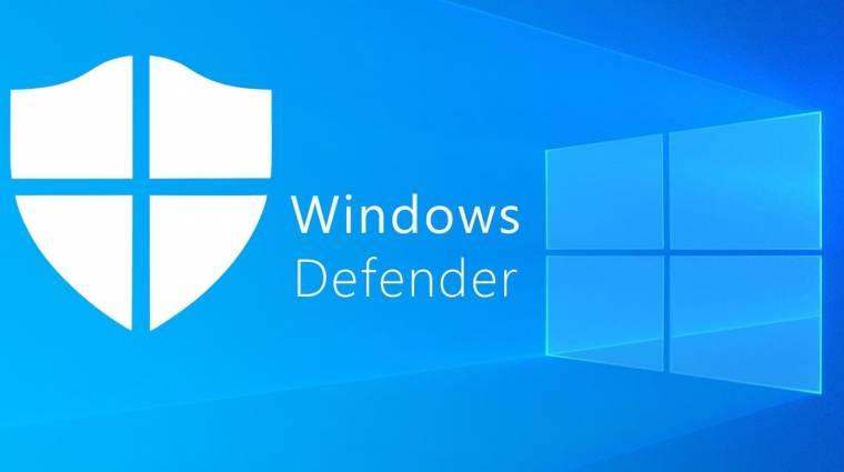 Magától fogyasztja a tárhelyet a Windows Defender kép