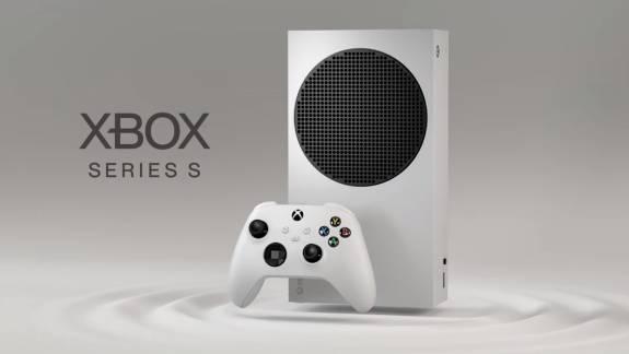 Így is kinézhetett volna az Xbox Series S kép