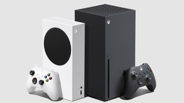 Jövőre érkezhet a továbbfejlesztett Xbox Series S, elvileg az új Xbox Series X-re sem kell sokat várni bevezetőkép