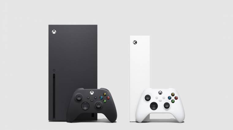 Negyedórán át mesélt a Microsoft az Xbox Series X és S konzolokról bevezetőkép