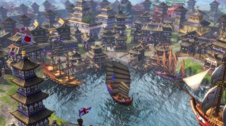 Az Age of Empires III: Definitive Edition megjelenése közelebb lehet, mint gondolnánk bevezetőkép