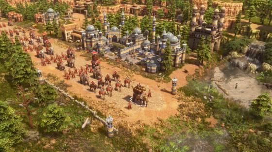 Age of Empires III: Definitive Edition infódoboz