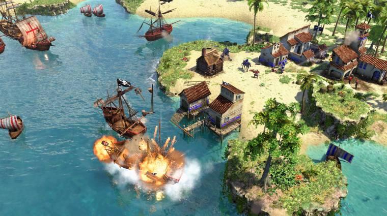 Age of Empires III: Definitive Edition és Amnesia: Rebirth - ezzel játszunk a hétvégén bevezetőkép