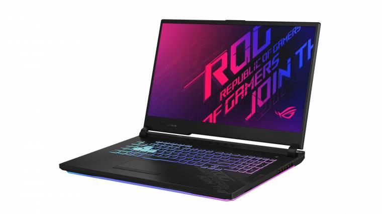 Ebbe az ASUS laptopba akár három SSD is befér kép