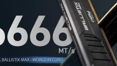 6666 MHz-es DDR4-rekordot hozott össze az Asus ROG részlegének tuningcsapata kép