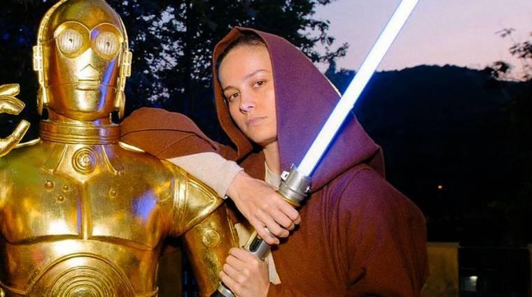 Brie Larson Star Wars és Terminátor filmekre is jelentkezett, de elbukta a szereplőválogatásokat bevezetőkép