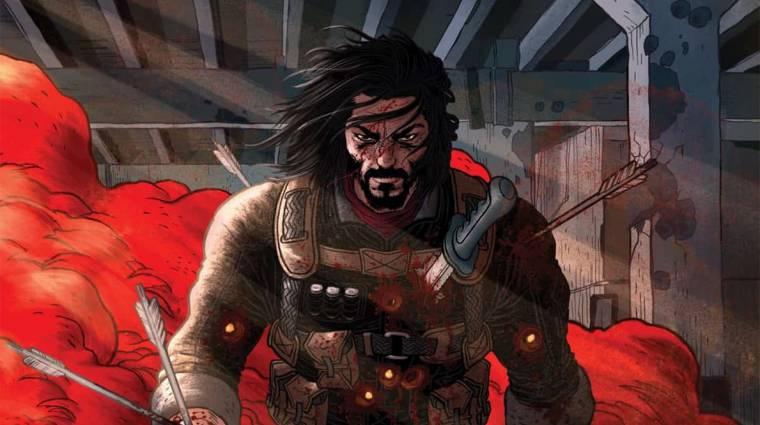 Anime és élőszereplős film is készül Keanu Reeves saját képregényéből bevezetőkép