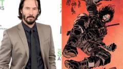 Keanu Reeves végre elárult néhány részletet saját képregényének filmadaptációjáról kép