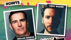 Troy Baker és Nolan North meséltek a DiRT 5-ben betöltött szerepükről kép