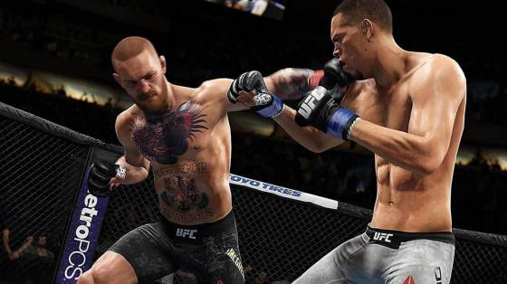 EA Sports UFC 4 infódoboz