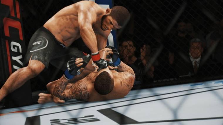 Az EA telepakolta reklámokkal a UFC 4-et, de nem számolt a játékosokkal bevezetőkép