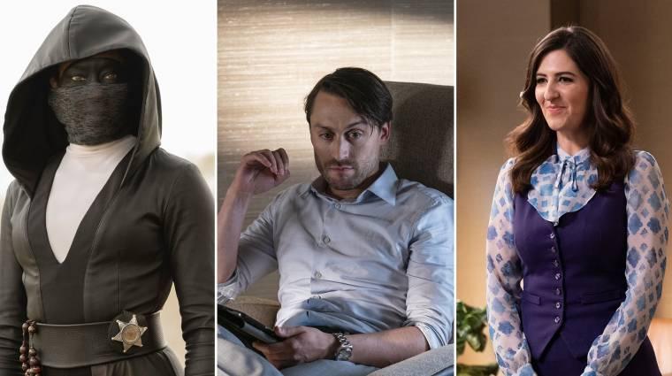 Kihirdették a 2020-es Emmy-díjazottakat! kép
