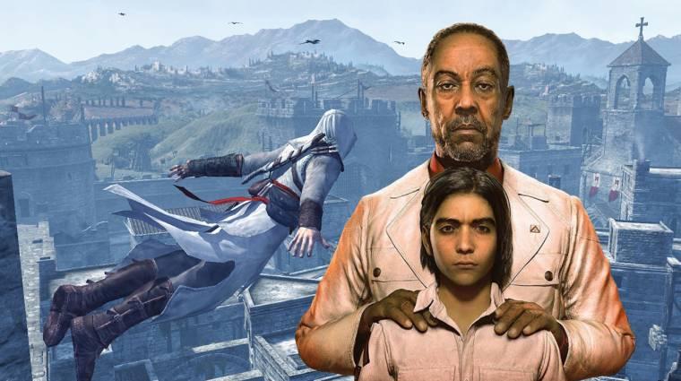 Assassin's Creed easter egg miatt hullanak a Far Cry 6 játékosai bevezetőkép