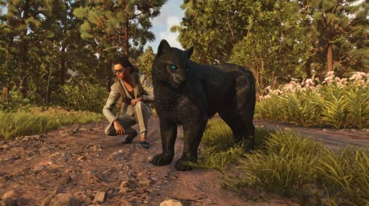 A Far Cry 6-ban emléket állítottak az egyik fejlesztő macskájának bevezetőkép