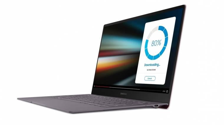 Megjelent a Samsung Galaxy Book S, az első laptop, melyben az Intel új Hybrid processzora ketyeg kép