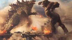 A Godzilla vs. Kong trailerben kegyetlenül egymásnak esik a két óriásszörny kép